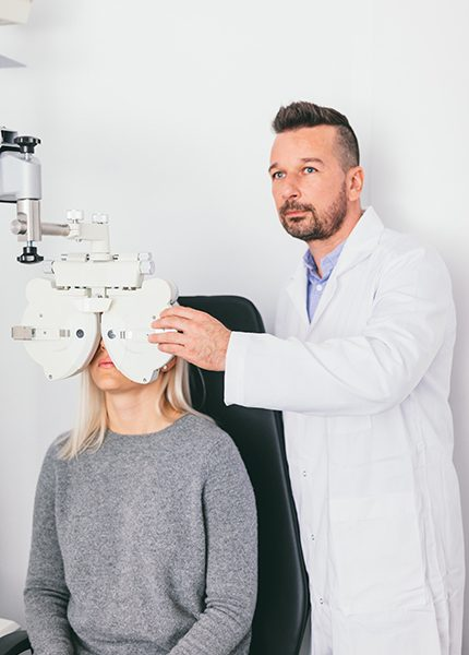 Best Eye Specialist In Yorkshire - One solution to all eye related problems